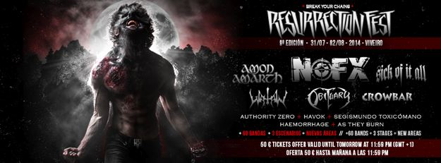 Resurrection Fest 2014