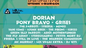 triBU Festival 2013 desvela parte de su cartel