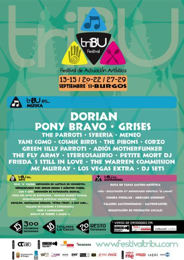 triBu festival 2013