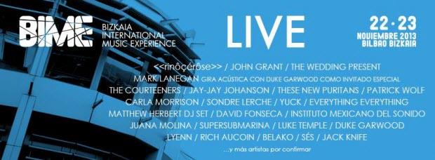 BIME Live!