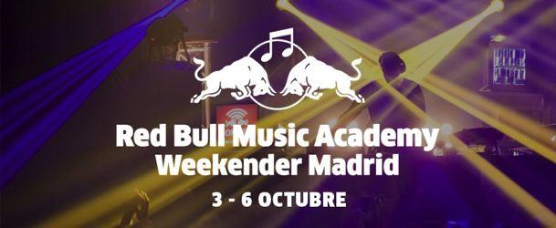 Red Bull Music Academy Weekender
