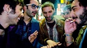 The Right Ons desvelan nuevos conciertos para presentar 'Volcán'