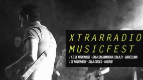 Horarios del Xtrarradio MusicFest 2013 en Madrid y Barcelona