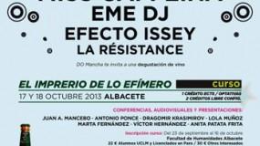 Croma UCLM 2013 contará con Miss Caffeina y Eme DJ