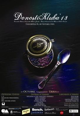 Donostikluba 2013