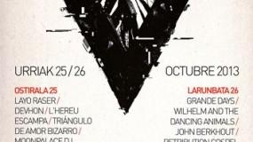 Jazpana Fest 2013 revela su cartel