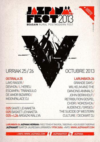 Jazpana Fest 2013