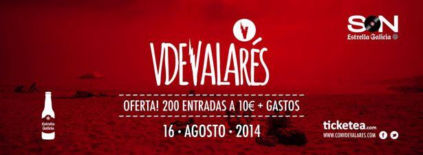 Con V de Valarés 2014