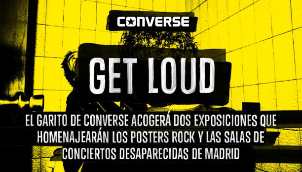 Get Loud - Arts & Rock Crafs