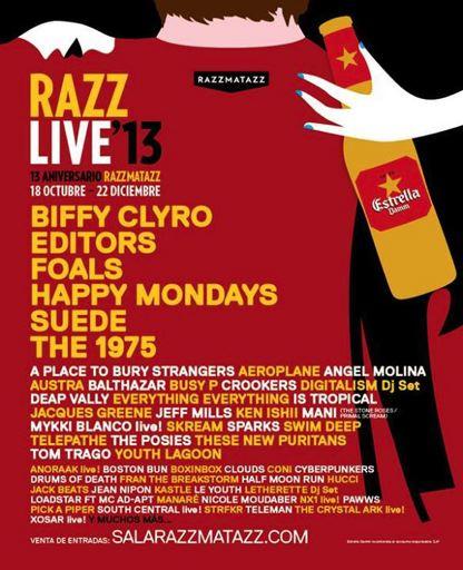 RAZZ Live 2013