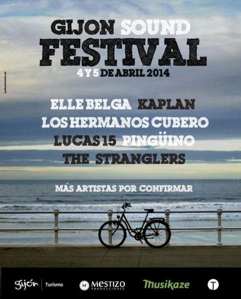 Gijón Sound Festival 2014