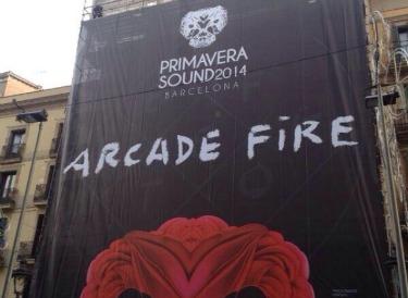 Arcade Fire - Primavera Sound 2014