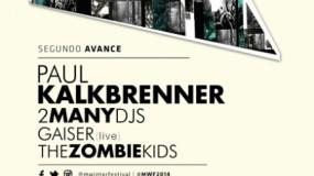 Madrid Winter Festival 2014 confirma a Paul Kalkbrenner, 2Many Djs y más