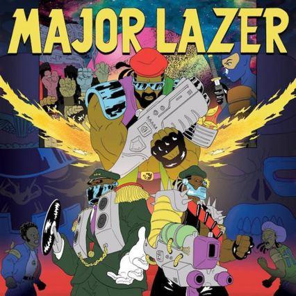Free the Universe - Major Lazer