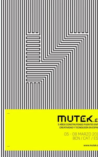 mutek 2014 barcelona Micro MUTEK 2014