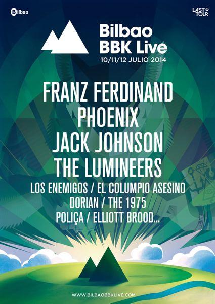 BBK Live 2014 - Cartel