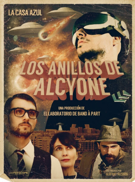 La Casa Azul - Los Anillos De Alcyone