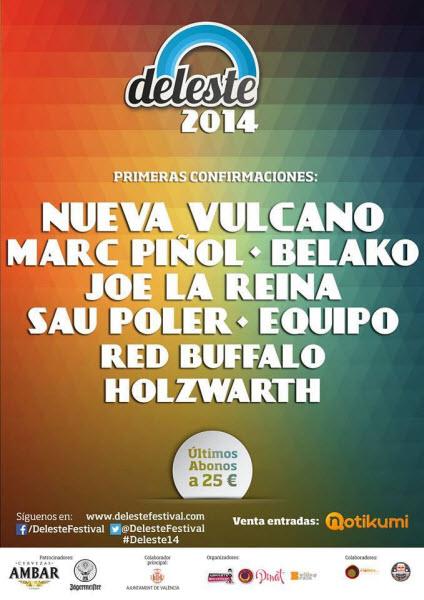 Deleste Festival 2014