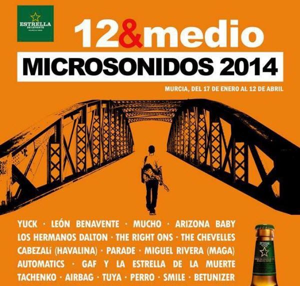 Microsonidos 2014