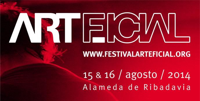 Festival Arteficial 2014