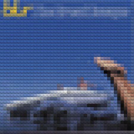 Blur - Lego - The Great Escape