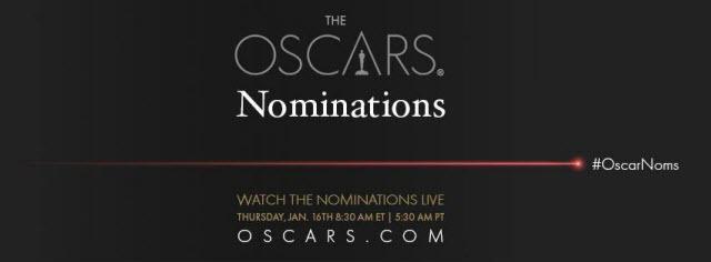Oscar 2014 - Nominaciones