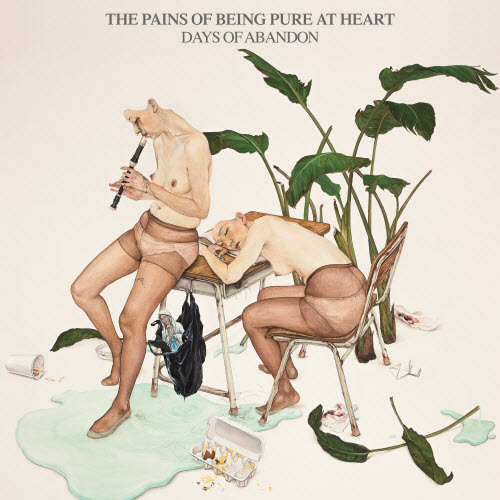 Days of Abandon - The Pains of Being Pure at Heart
