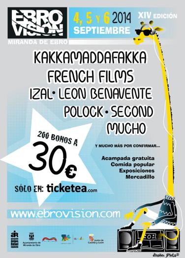 Ebrovisión 2014