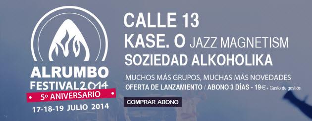 AlRumbo Festival 2014