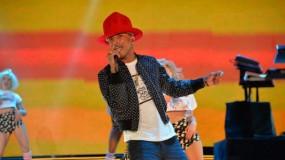 Vídeos de Pharrell, Kendrick Lamar y Janelle Monaé en el NBA All-Star 2014
