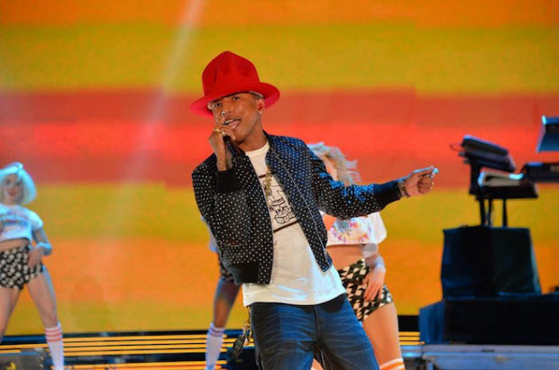 Pharrell - NBA All Star