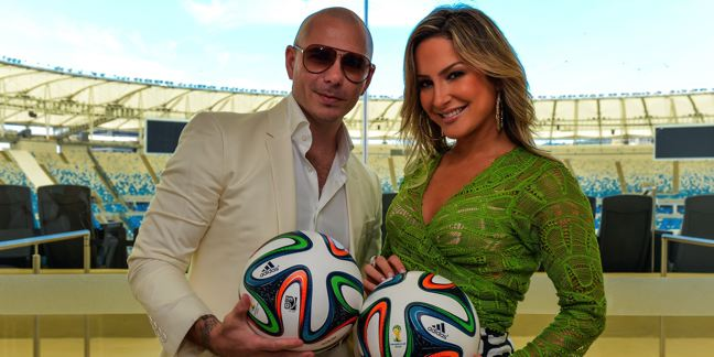 Pitbull Mundial Brazil 2014