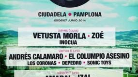 Tres Sesenta Festival 2014 – Horarios