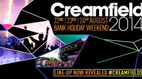 Creamfields 2014 desvela su brutal cartel