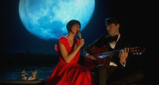 Karen O y Ezra Koenig - Oscar 2014