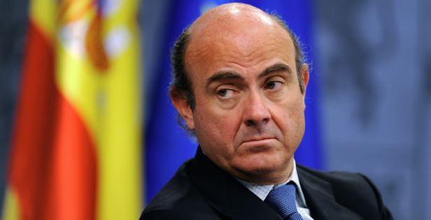 Luis de Guindos - Ministro de Economia