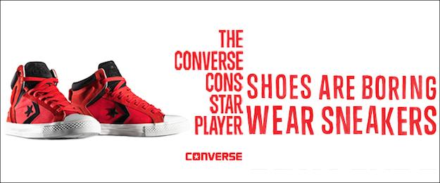 Cons Star Converse