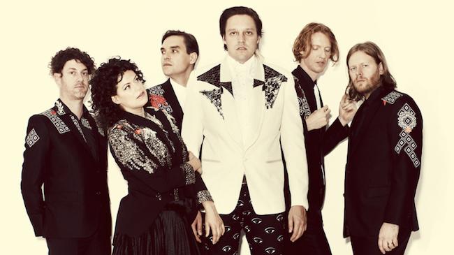 Arcade Fire (2014)