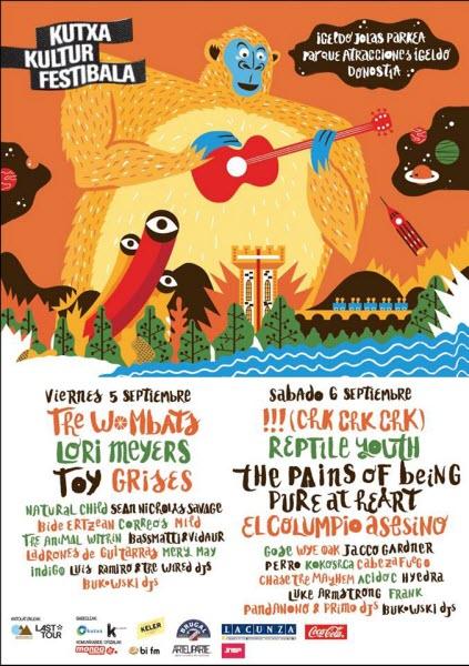 Festival Kutxa Cultura