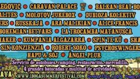 Iboga Summer Festival 2014 presenta su cartel