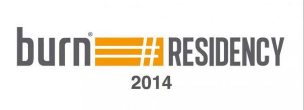 Burn Residency 2014