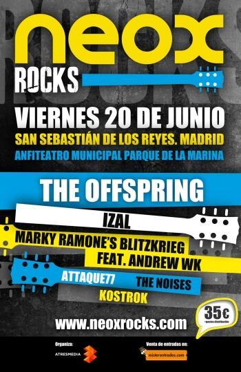 Neox Rocks Festival