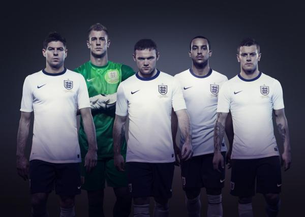 selección Inglaterra Futbol