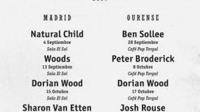 American Autumn 2014 completa su programación con Lee Ranaldo y Strand of Oaks, entre otros