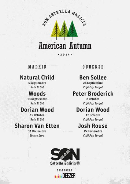 American Autumn 2014