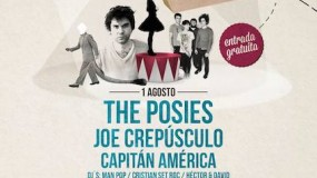 El Festival Aspesuena 2014 presenta cartel con Joe Crepúsculo, Delafé y las Flores Azules y más!