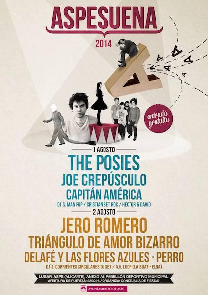 Festival Aspesuena 2014
