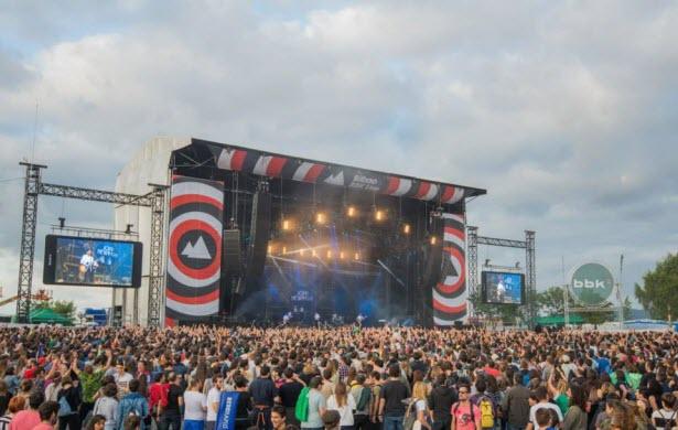 Bilbao BBK Live 2015 - Jueves