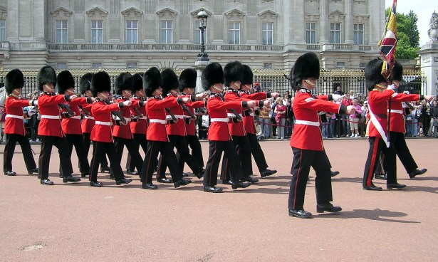 Guardia Real Inglaterra