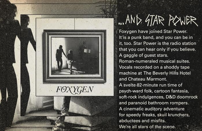 And Star Power - Foxygen